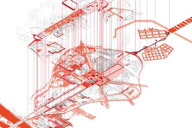 Paris Cbd La D 233 Fense Strategic Masterplan Masterplan